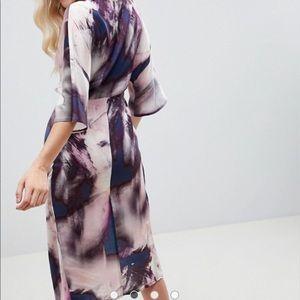 Asos Kimono Dress